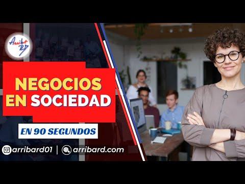 NEGOCIOS EN SOCIEDAD, 4 PUNTOS PARA LLEVARLA A OTRO NIVEL