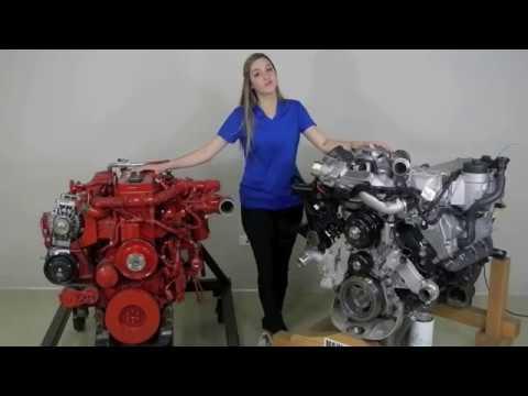 Cummins Diesel Engines >> MaxxForce 7 vs. Cummins ISB- Medium Duty Truck Diesel Engine Comparison - YouTube