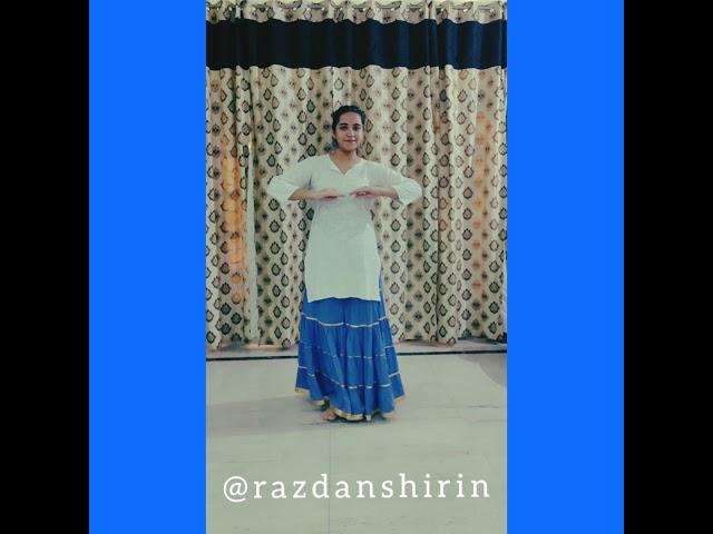 Dance Entry | Shirin Razdan | New Delhi, India
