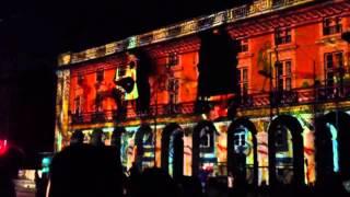 Show de luzes ! Praça do comercio  Lisboa
