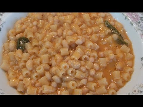 Pasta Fazool Recipe