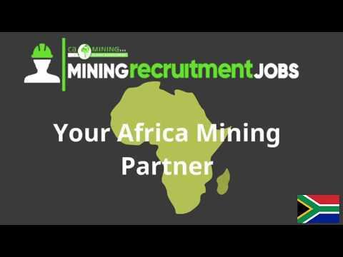 Liam Barends Mining Jobs In Africa