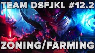 TeamDSFJKL #12.2 : Zoning et farming
