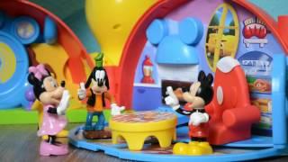 Клуб Микки Мауса mickey mouse clubhouse Детские мультики Подарок Дональда Дака