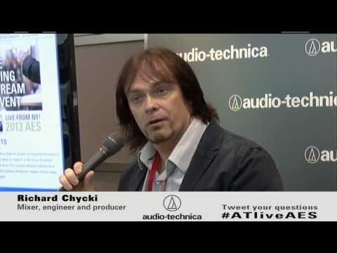 Richard Chycki   AES Ask Me Anything