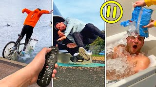 THE BEST 'PAUSE CHALLENGE' COMPILATION ON THE INTERNET!!!