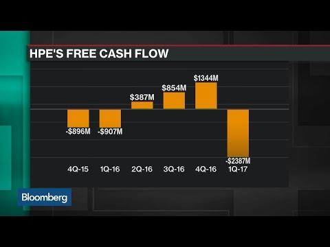 Hewlett Packard Enterprise 1Q Revenue Takes 10% Dive