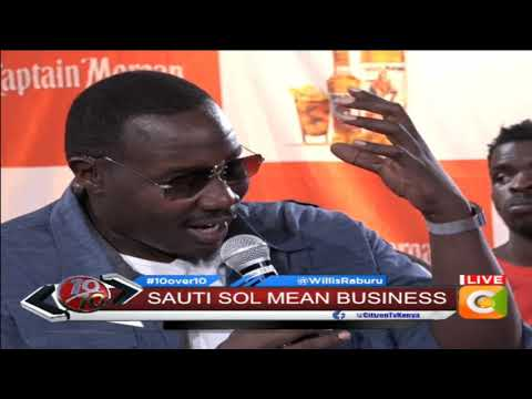 10 OVER 10 | Bensoul and  Sautisoll live on 10 over 10