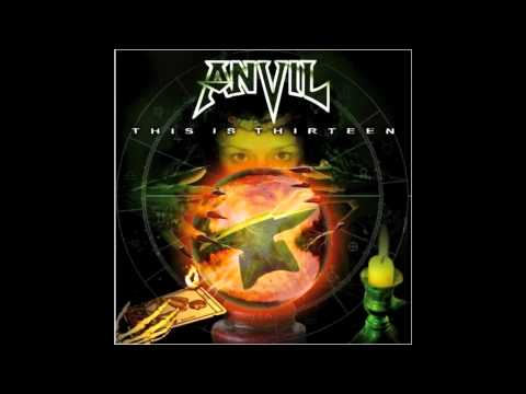 ANVIL - Flying Blind - This Is Thirteen