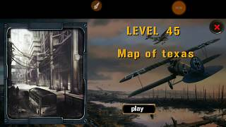 Expedition For Survival Level 45 MAP OF TEXAS Walkthrough Game Guide HFG ENA