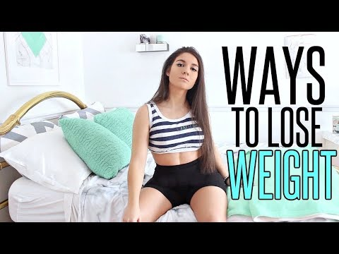How To Lose Weight Fast for TEENAGERS In 2019 ! LAZY FITNESS HACKS !