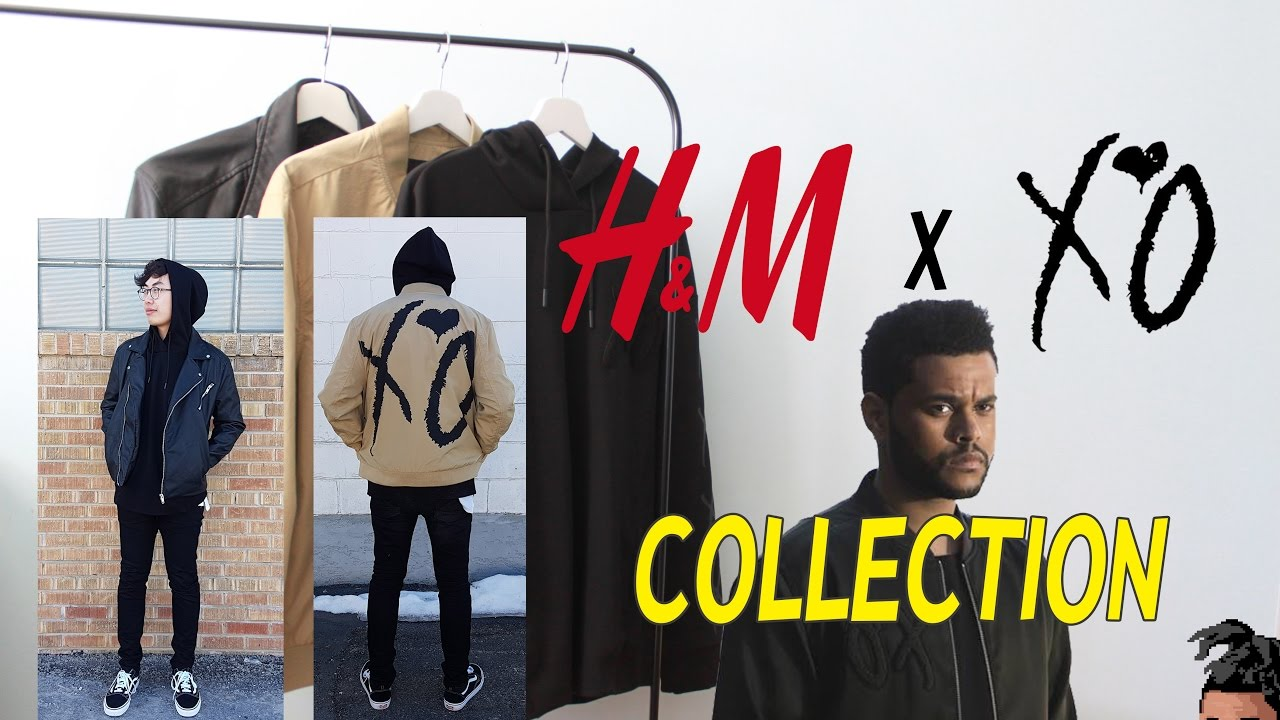 6d01e98f669ec REVIEW  H M X THE WEEKND SPRING ESSENTIALS COLLECTION - YouTube