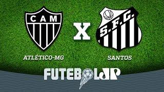 Atlético-MG 3 x 1 Santos - 12/08/18 - Brasileirão
