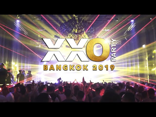 XXO Party Bangkok 2019 - Official After Movie