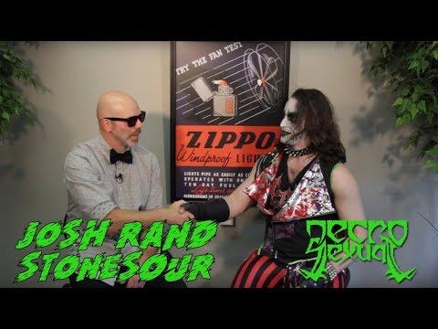 STONE SOUR Visits Zippo Factory | MetalSucks