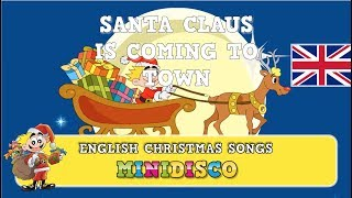 Watch Cartoons Santa Claus Is Coming To Town video