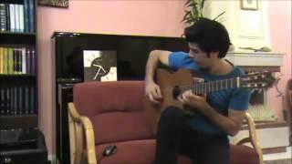 El guitarrista con los dedos más veloces del mundo
