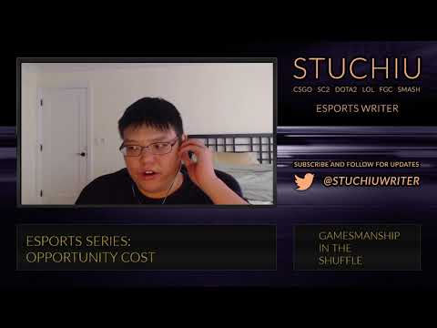 stuchiu esports series: Opportunity Cost in Team Shuffles