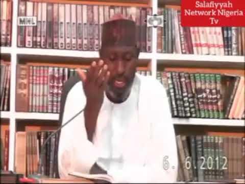 Download Gaskiyan akan aure sakanin muslimi da ahlul kitab by Sheick Muhammad auwal albani zaria