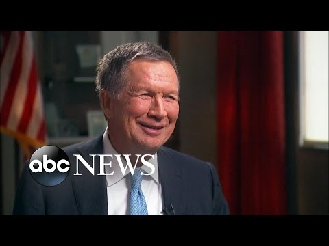 John Kasich on Entering the 2016 Presidential Race