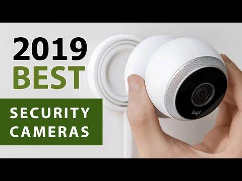 Top 10 Best Home Security Cameras 2018