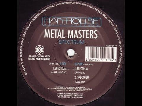 Metal Masters - Spectrum (Double J Mix)