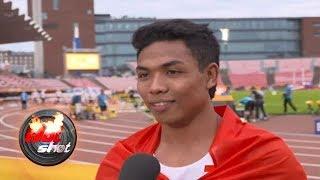 Juara Lari 100 Meter, Muhammad Zohri Dapat Bonus dan Umroh Gratis - Hot Shot 14 Juli 2018