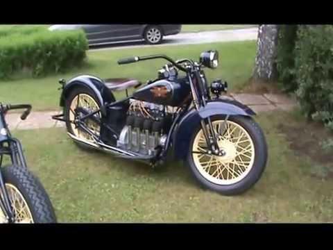 Henderson motorcycles