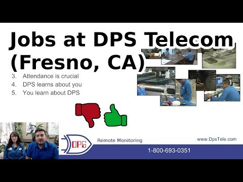 DPS Jobs In Fresno, CA: Applying For A Job, Work Environment, & Benefits
