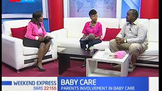 Weekend Express: How to take care of a newborn baby (Part 1)