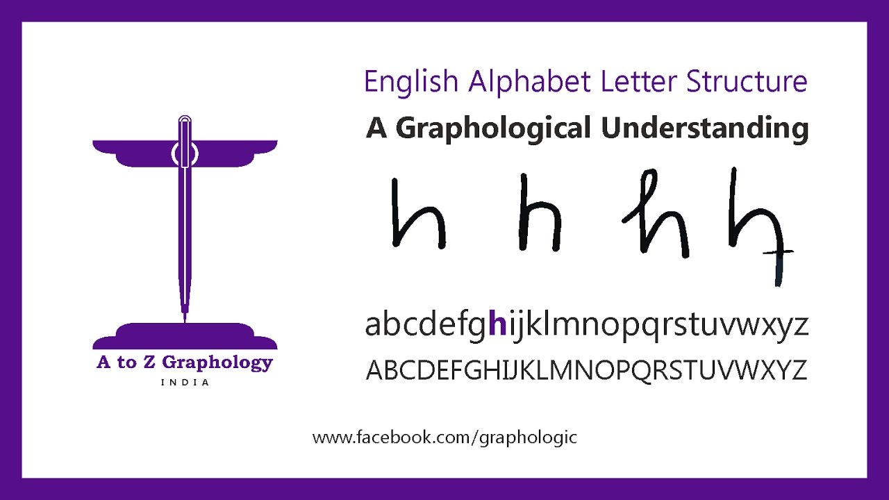 H for others letter clues graphological meaning of letter h a letter clues graphological meaning of letter h a to z graphology thecheapjerseys Image collections