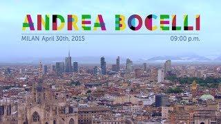Смотреть клип Andrea Bocelli - La Forza Del Sorriso
