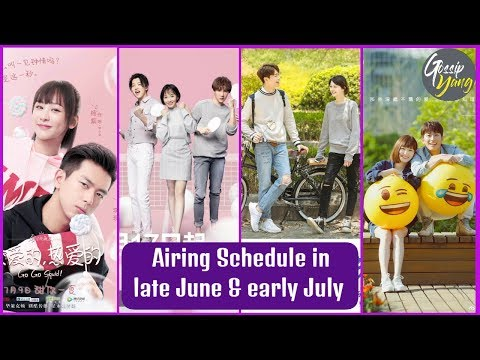 Top 6 Upcoming Chinese Dramas Release In Late June And Early July 2019