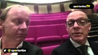 Staffords Quickies - With Sir Dave Brailsford