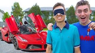 SURPRISING MY BROTHER WITH HIS DREAM CAR!