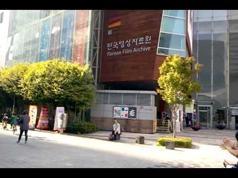 Digital media city seoul south korea