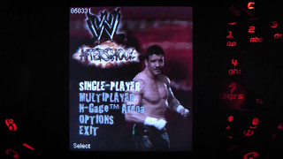 WWE Aftershock - Nokia N-Gage - VGDB