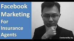 Facebook Marketing For Insurance Agent Part 1/3