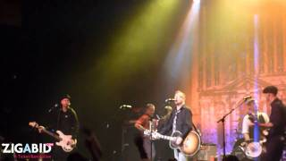 Flogging Molly performs Tobacco Island LIVE at The Music Box on 06.06.2011 HD