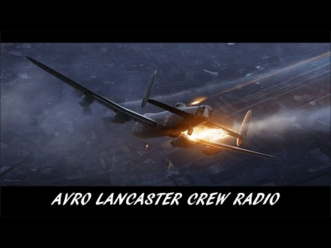 Audio From the Past [E01] - WW2 - Avro Lancaster Crew Radio