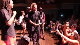 Fetty Wap Throws $4k Cash into Crowd in Syracuse NY