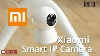 Xiaomi Wireless Smart IP Camera Home Security - Gearbest.com