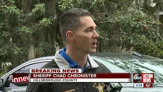 Sheriff Veteran Hillsborough County deputy forced to shoot suicidal man in Tampa