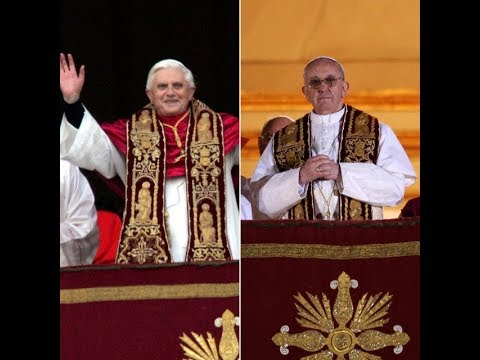 """POPE BENEDICT REVEALS IN LETTER: """"PORNOGRAPHIC FILMS; HOMOSEXUAL CLIQUES; BOOKS BANNED!"""