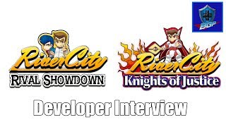 River City Knights of Justice and Rival Showdown Developer Interview: Yatsutaka Maekawa (E3 2017)