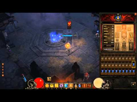 Identifying 30 Mempo #1 - Diablo III