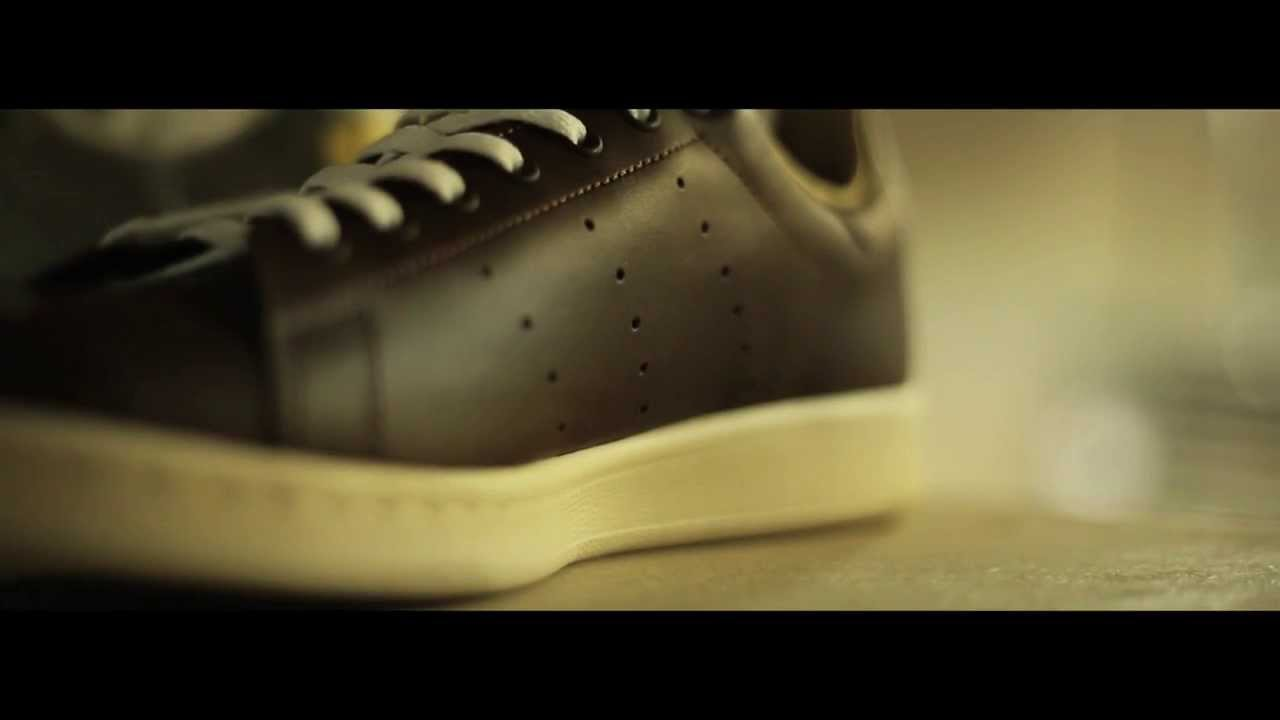 Consorcio de Adidas Stan Smith collab Pack barrio / Marrón YouTube