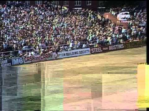 Lawrence Rowe 50 vs England 4th Test 1976
