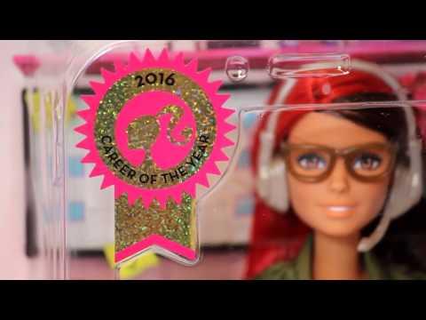 Barbie Game Developer Doll Review!