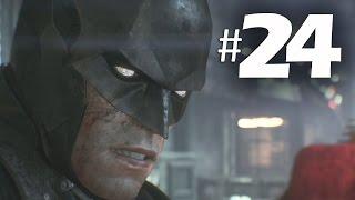 Batman Arkham Knight Part 24 - The Reveal - Gameplay Walkthrough PS4